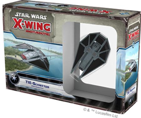 Star Wars: X-Wing - TIE-Schnitter Erweiterungspack