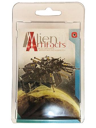 Alien Artifacts - Die Entdeckung Erweiterung