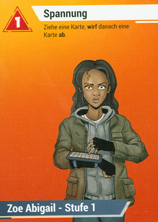 Blight Chronicles: CODENAME - Zoe Abigail Erweiterung