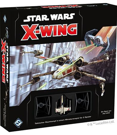 Star Wars: X-Wing 2.Edition - Grundspiel