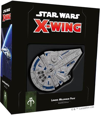 Star Wars: X-Wing 2.Edition - Landos Millennium Falke Erweiterungspack