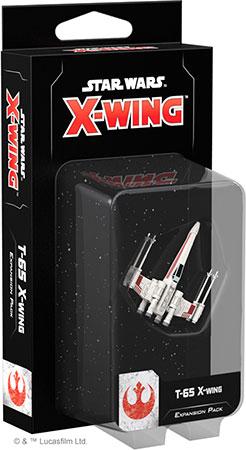 Star Wars: X-Wing 2.Edition - T-65-X-Flügler Erweiterungspack