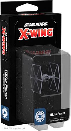 Star Wars: X-Wing 2.Edition - TIE/ln-Jäger Erweiterungspack