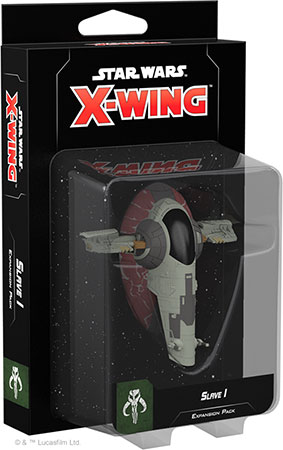 Star Wars: X-Wing 2.Edition - Sklave 1 Erweiterungspack