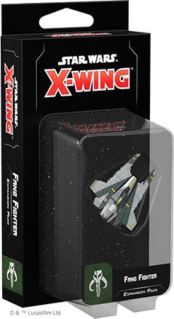Star Wars: X-Wing 2.Edition - Fangjäger Erweiterungspack