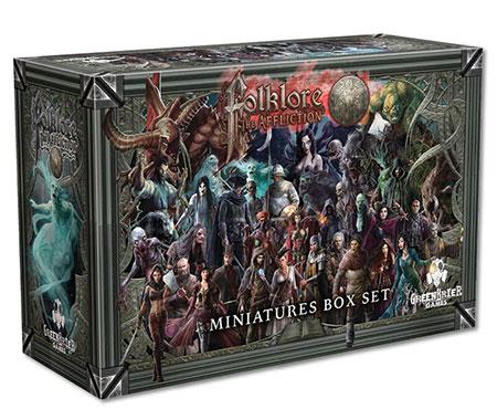 Folklore - The Affliction - Miniatures Box Set (engl.)