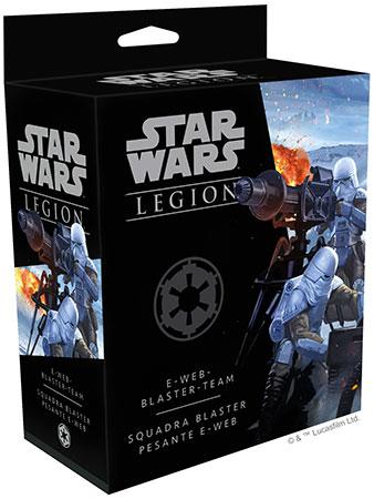 Star Wars: Legion - E-Web-Blaster-Team Erweiterung
