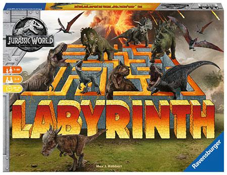 Jurassic World - Labyrinth