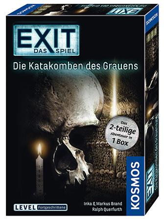 EXIT - Das Spiel - Katakomben des Grauens