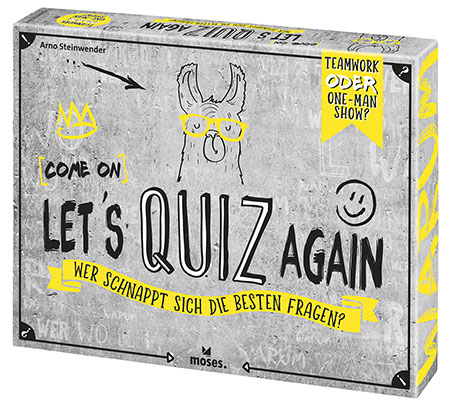 (Come on) Let´s quiz again