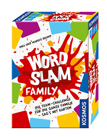Word Slam - Family