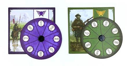 Scythe - Power Dials (2er Set)