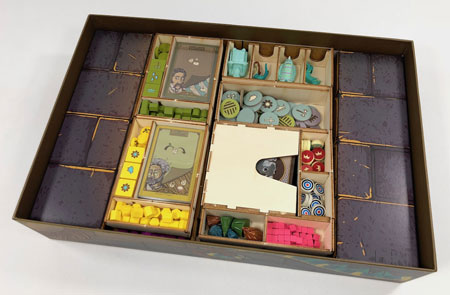 GeekMod - Sortierbox aus Holz für Feudum