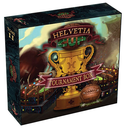 Helvetia Cup - Tournament Box