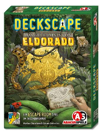 Deckscape – Das Geheimnis von Eldorado