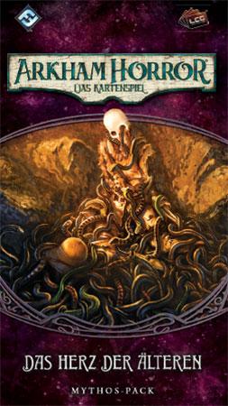 Arkham Horror - Das Kartenspiel - Das Herz der Älteren (Mythos-Pack Vergessene Zeitalter 3)