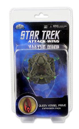 Star Trek Attack Wing - Queen Vessel Prime Exp. Pack