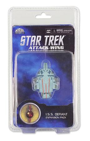 Star Trek Attack Wing - I.S.S. Defiant Exp. Pack