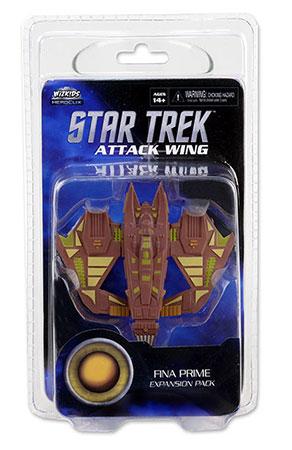 Star Trek Attack Wing - Fina Prime Exp. Pack