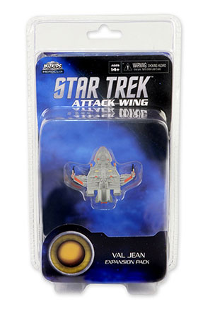 Star Trek Attack Wing - Val Jean Exp. Pack