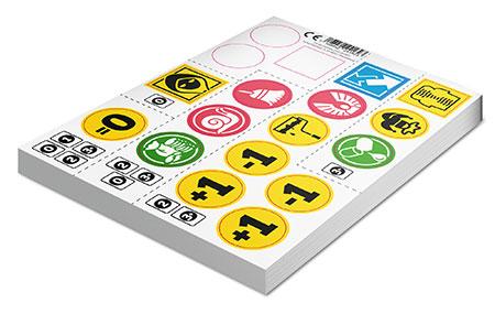 Half-Pint Heroes: Happy Hour - Stickerpaket