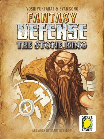 Fantasy Defense - Stone King Erweiterung (engl.)