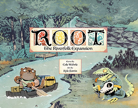 Root - Riverfolk Expansion (engl.)