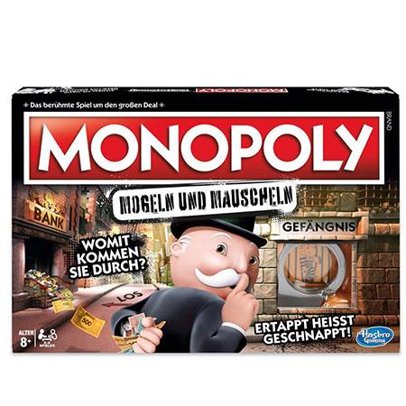 Monopoly - Mogeln und Mauscheln Edition