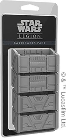 Star Wars: Legion - Barricades Pack
