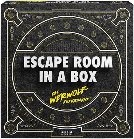 Escape Room - Das Werwolf Experiment