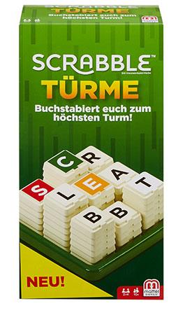 Scrabble - Türme