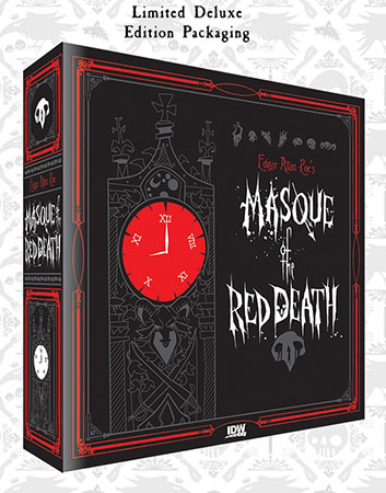 Masque of the Red Death - Deluxe Edition (engl.)