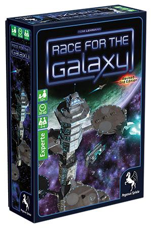 Race for the Galaxy - Pegasusversion (dt.)