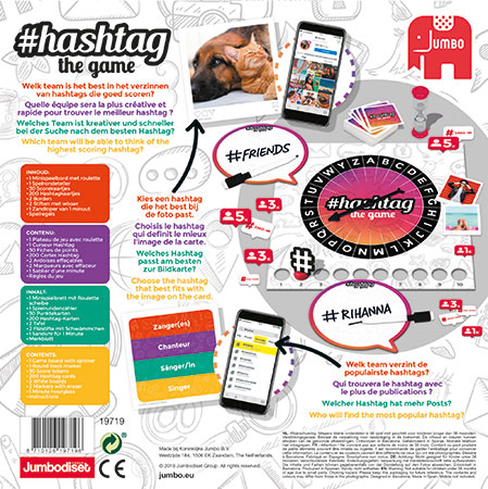 #Hashtag - The Game