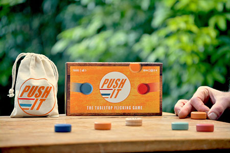 Push It - The Game