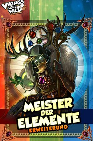 Vikings Gone Wild - Meister der Elemente - Booster-Paket
