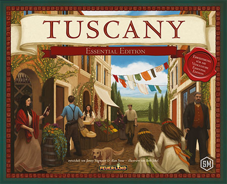 Tuscany Essential Edition (dt.)
