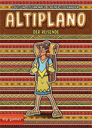 Altiplano - Der Reisende Erweiterung