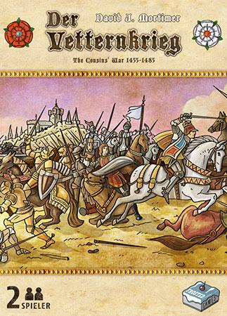 Der Vetternkrieg - The Cousins´ War 1455-1485