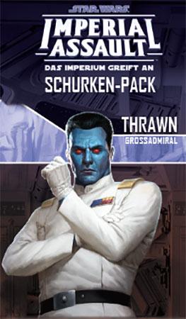 Star Wars: Imperial Assault - Großadmiral Thrawn Schurken-Pack