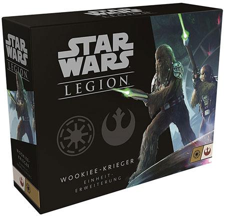 Star Wars: Legion - Wookiee-Krieger Erweiterung