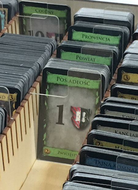 Geekmod - Seitenteiler für Dominion Sortierbox