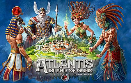 Atlantis - Island of the Gods