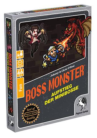 Boss Monster - Aufstieg der Minibosse