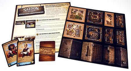 Saloon Tycoon - Boomtown Erweiterung