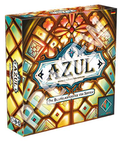 Azul - Die Buntglasfenster von Sintra