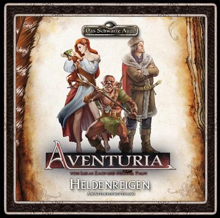 Aventuria - Abenteuererweiterung Heldenreigen
