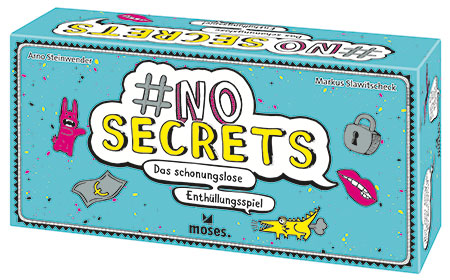 #no secrets