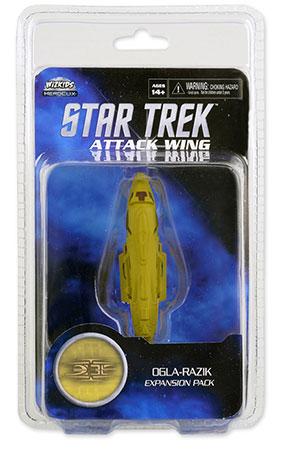 Star Trek Attack Wing - Ogla-Razik Exp. Pack