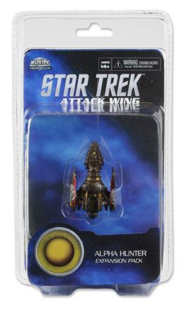 Star Trek Attack Wing - Hirogen Warship Exp. Pack
